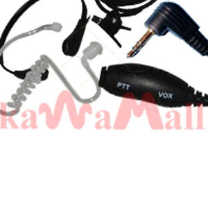 Vibration VOX Throat Acoustic Mic Motorola Talkabout