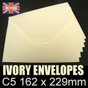 C5 Ivory Envelopes
