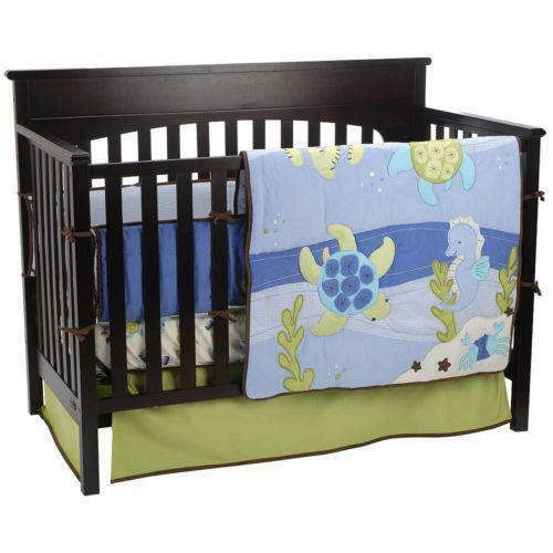 Sea Crib Bedding Ebay