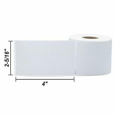 6 Rolls Compatible Dymo 30256 Large Shipping Labels 2-516 X 4