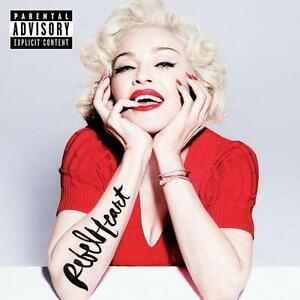 MADONNA, Rebel Heart, OVP, incl. Ghosttown TOP