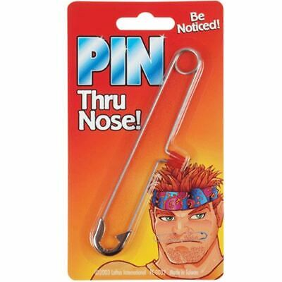 Pin Thru Nose