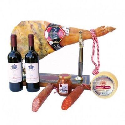6 Kg SERRANO VORDERSCHINKEN + Handwerker Käse 900 gr + Siehe Beschreibung !!!!