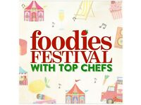 *EVENTS EXPERIENCE!* - Foodies Festival, Tatton Park (14th-16th of July)