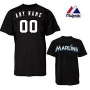 Miami Marlins Jersey XL