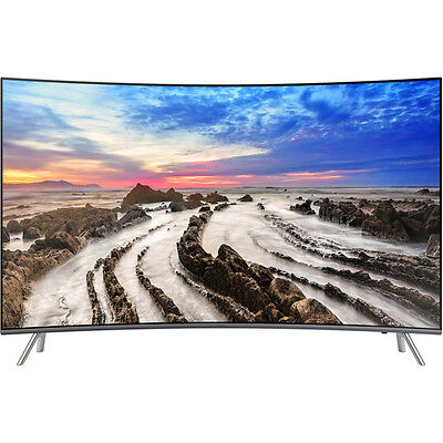 Samsung 49 Inch Curved 4K UHD Smart TV / Smart Remote / 3 x HDMI | UN49MU7500