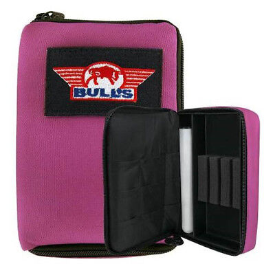 Bulls The Pak Series 6 Darts Case – Base Pak – Large – Purple - Pfeil Base