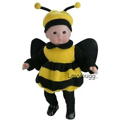 Cute Bumble Bee Costume for 15
