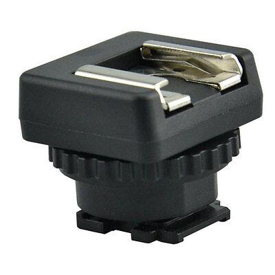 JJC MSA-MIS Standard Cold Shoe Adapter Converter for Sony Multi Interface Shoe