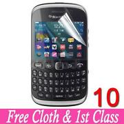 Blackberry Curve 9320 Screen Protector