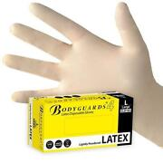 Latex Gloves 100