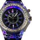 LED Flashlight Watch