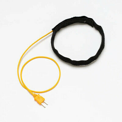 Fluke 80pk-11 Type-k Flexible Cuff Temperature Probe -30 To 150 C