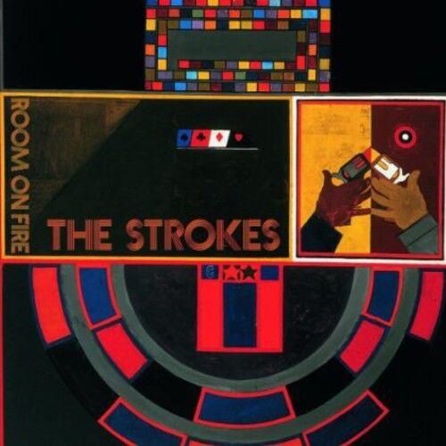 The Strokes - Room on Fire [New Vinyl LP] 180 Gram