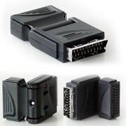 Right Angle Scart
