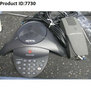 Nortel Conference Business Teleconference Polycom SoundStation2