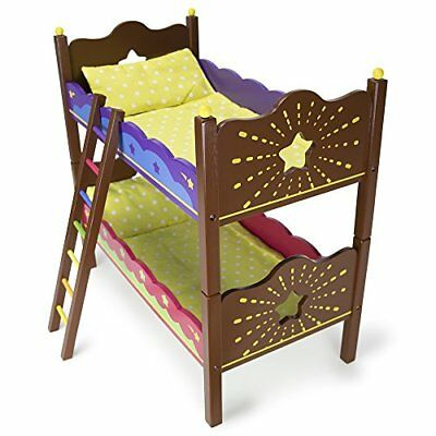 Imagination Generation Star Bright Colorful Bunk Beds