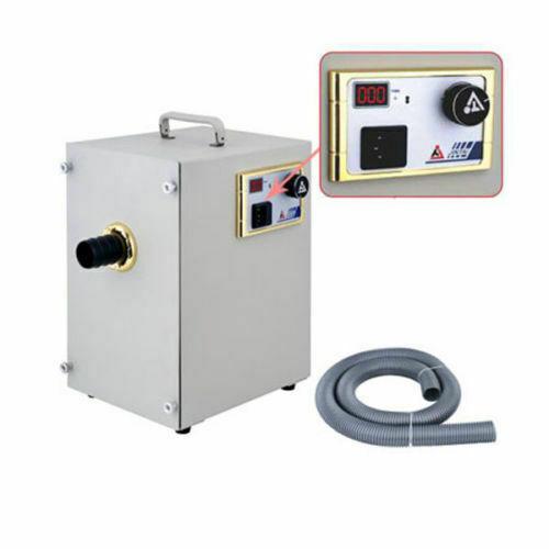 Dental 370W Lab Digital Dust Collector Artificer Room Vacuum Cleaner JT-26C