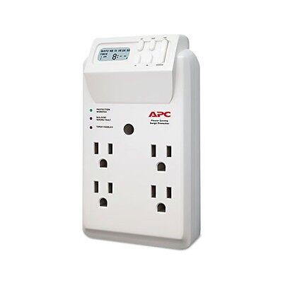 APC Power-Saving Timer Essential SurgeArrest Surge Protector - P4GC