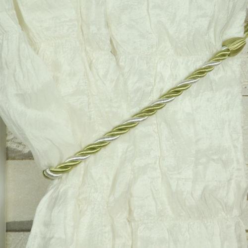 rope tiebacks window treatment hardware