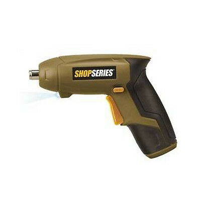 Rockwell SS2001 ShopSeries 3.6V Lithium Screwdriver with LED