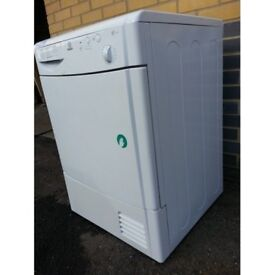 99 Indesit IS70C 7kg White Condenser Tumble Dryer 1 YEAR GUARANTEE FREE DELIVERY