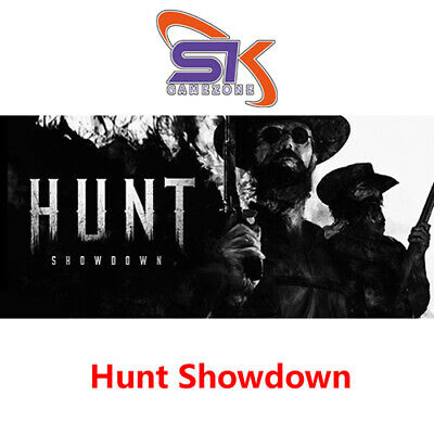 Hunt Showdown - PC Steam - Region Free【Very Fast Delivry】