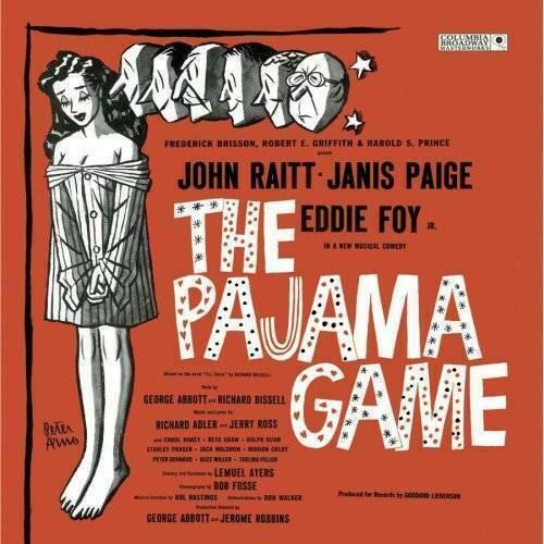 The Pajama Game 1954 Original Broadway Cast - Audio CD - VERY GOOD - $8.99