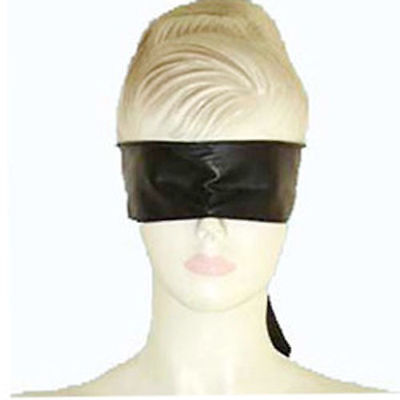 Soft & smooth Eye patch Shade Mask Cover Blinder blind fold roleplay