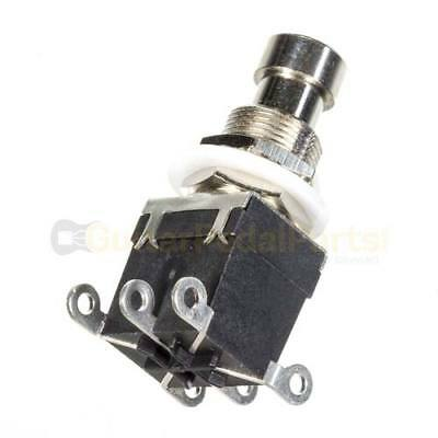 DPDT Latching Stomp Foot Switch for Guitar Pedals - BEST