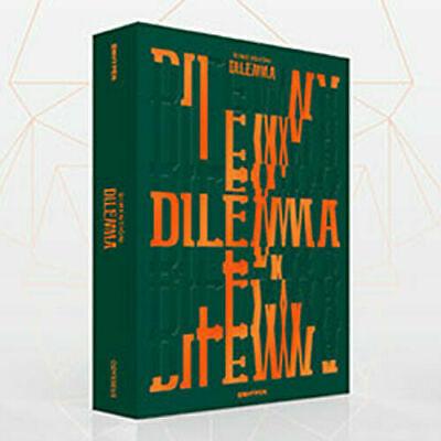 ENHYPEN [DIMENSION:DILEMMA] 1st Album ODYSSEUS CD+PhotoBook+2 Card+etc+Pre-Order