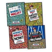 Wheres Wally Books
