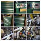 Used Lista Cabinets