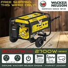 Unbranded Portable Industrial Generators