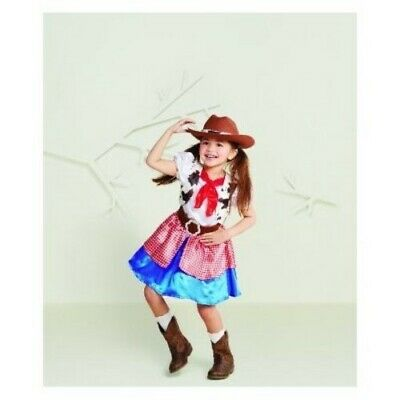 Toddler Girls' Cowgirl Halloween Costume 2T-3T - Hyde and Eek! Boutique](Boutique Halloween Costumes)
