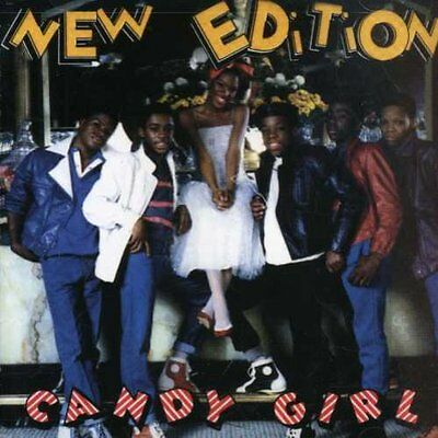 New Edition   Candy Girl  New Cd