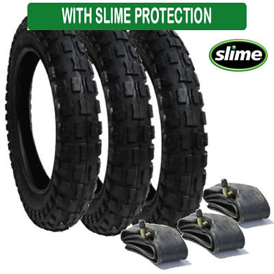Quinny Freestyle Tyre and Inner Tube Set (x3) Heavy Duty with Slime Protection  segunda mano  Embacar hacia Spain