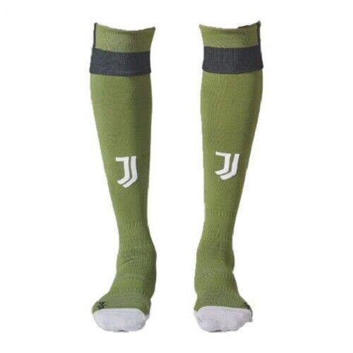 adidas az8674 CALZETTONI FC JUVENTUS JUVE CALZE VERDE UFFICIALI GARA 2019 SOCKS
