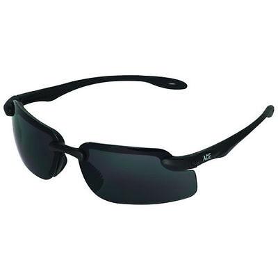 Jackson V40 ACE Safety Glasses Model 38492 Smoke Lens
