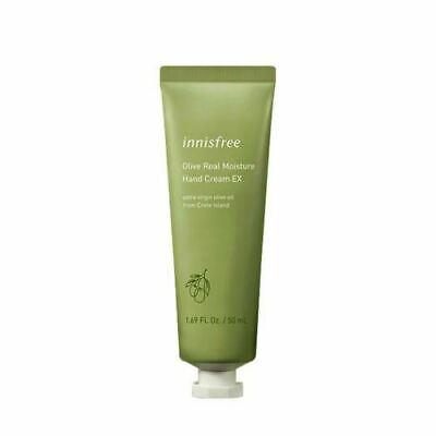 Innisfree Olive Real Moisture Hand Cream EX (50ml)