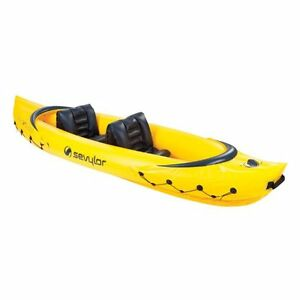 Camping Inflatable Kayak Canoe Set Gonflable 11017