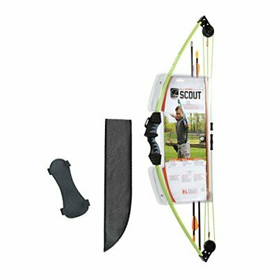 BEST Archery Youth Bow Set w/ Arrows & Armguard for Children Age 4 to 7