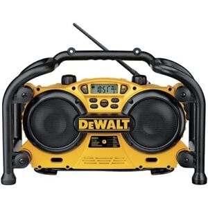 DEWALT DC011  Radio 7.2-Volt to 18-Volt Pod-Styl Battery Charger