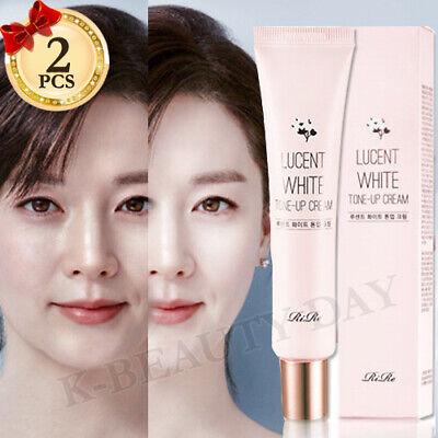 KOREA BEST BRIGHTENING CREAM Lucent White Tone-up Cream 40ml Cream Made in korea