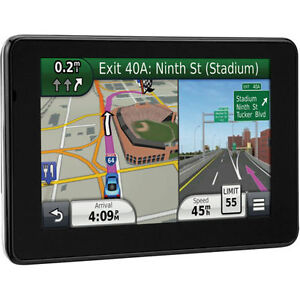 Garmin nüvi 3580LMT 5-Inch Bluetooth Portable GPS