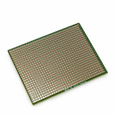 10pcs 70mm X 90mm Copper Strip Prototype Stripboard Pcb Printed Circuit Board