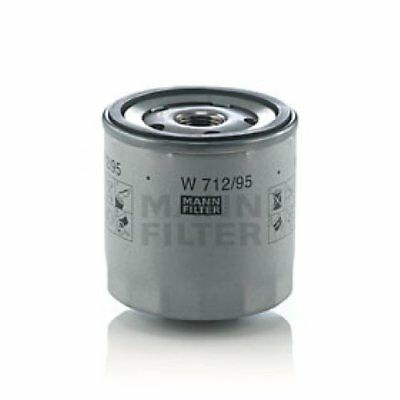 Mann Filter Ölfilter VW W71295 MANN-FILTER W 712/95