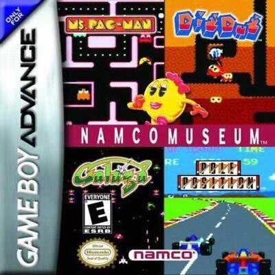 Namco Museum - Game Boy Advance Gba Sp DS segunda mano  Embacar hacia Mexico