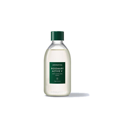 [Aromatica] Rosemary Active V Anti-Hair Loss Tonic 100ml (Renewal)