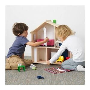 Flisat wooden role play  playhouse